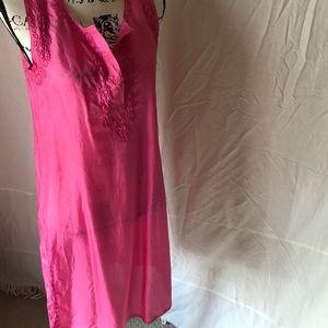 Victorias Secret silk coverup/nightgown